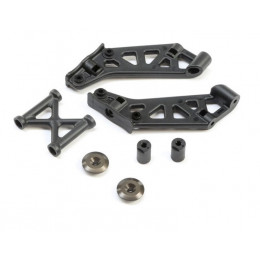 LOSI Support d'Aileron (x1) 8ight-X TLR241032
