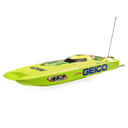 """Pro Boat Miss Geico 36"""" Twin Brushless RTR PRB08040"""
