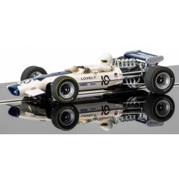 Scalextric Voiture Lotus 49 Pete Lovely 1970 Standard C3707