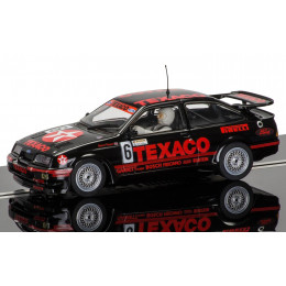 Scalextric Voiture Ford Sierra RS500 Texaco Standard C3738