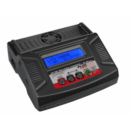 RC PLUS Chargeur Plus Power 80 Duo AC/DC RC-CHA-212