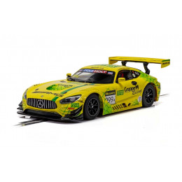 Scalextric Voiture Mercedes AMG GT3 2019 Gruppe M Racing Standard C4075