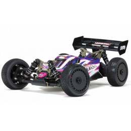 Arrma Race Buggy Typhon 4wd Tuned By TLR Roller ARA8306