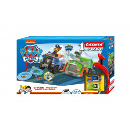 Carrera First Circuit PAW PATROL - Ready for Action 63040