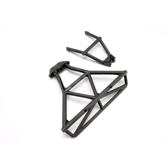 TRAXXAS - Pare choc arriere + support - 6836