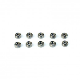 RC SYSTEM - 10 Roulements - 6x10x3mm - 30.308