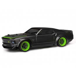 HPI Micro RS4 Mustang 1969 RTR-X 112468